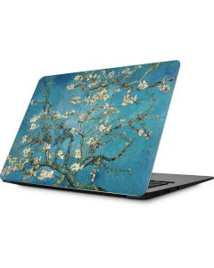 Almond Branches in Bloom Apple MacBook Skin