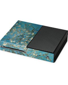 Almond Branches in Bloom Xbox One Console Skin