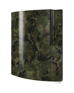 Hunting Camo Playstation 3 & PS3 Skin