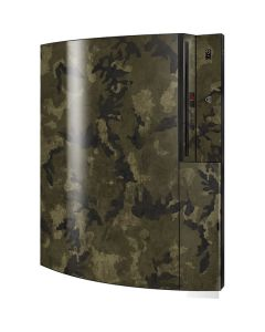 Wood Camo Playstation 3 & PS3 Skin