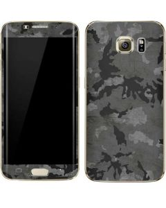 Digital Camo Galaxy S7 Edge Skin