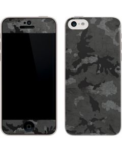 Digital Camo iPhone 5c Skin