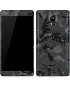 Digital Camo Galaxy Note 4 Skin
