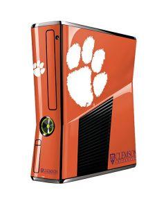 Clemson Paw Mark Xbox 360 Slim (2010) Skin