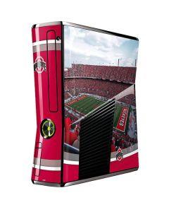 Ohio State Stadium Xbox 360 Slim (2010) Skin