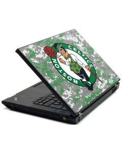 Boston Celtics Digi Camo Lenovo T420 Skin