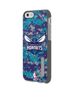 Charlotte Hornets Digi Camo Incipio DualPro Shine iPhone 6 Skin
