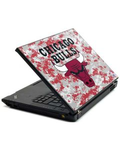Chicago Bulls Digi Camo Lenovo T420 Skin