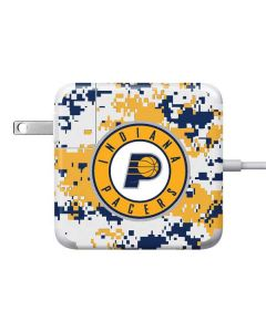 Indiana Pacers Digi Camo Apple Charger Skin