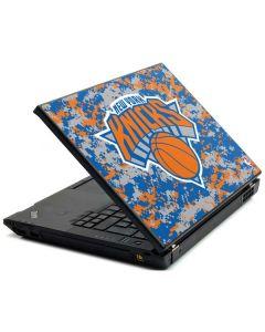 New York Knicks Digi Camo Lenovo T420 Skin
