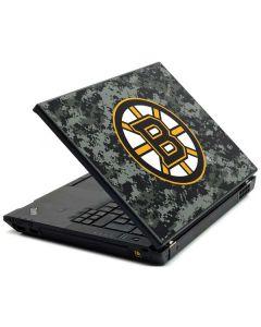 Boston Bruins Camo Lenovo T420 Skin