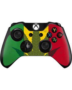 Marijuana Rasta Flag Xbox One Controller Skin