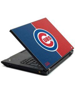 Chicago Cubs Split Lenovo T420 Skin