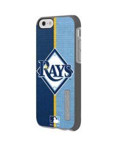 Tampa Bay Rays Split Incipio DualPro Shine iPhone 6 Skin