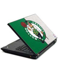 Boston Celtics Canvas Lenovo T420 Skin
