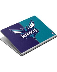 Charlotte Hornets Canvas Surface Book Skin