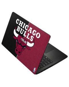 Chicago Bulls Canvas Asus X502CA 15.6 Skin