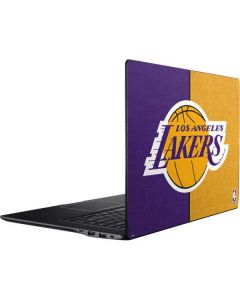 Los Angeles Lakers Canvas Ativ Book 9 (15.6in 2014) Skin