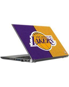 Los Angeles Lakers Canvas Tecra Z40 Skin