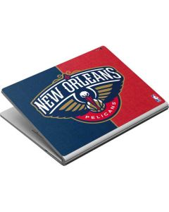New Orleans Pelicans Canvas Surface Book Skin