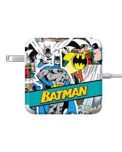 Batman Comic Book Apple Charger Skin