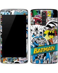 Batman Comic Book K7/Tribute 5 Skin