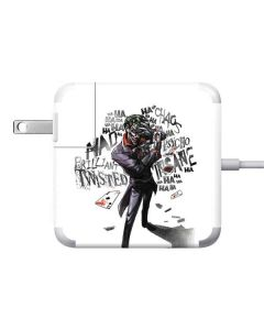 Brilliantly Twisted - The Joker Apple Charger Skin