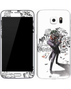 Brilliantly Twisted - The Joker Galaxy S7 Skin