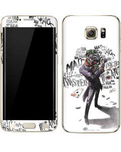 Brilliantly Twisted - The Joker Galaxy S6 edge+ Skin