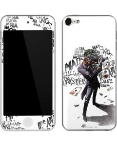 Brilliantly Twisted - The Joker Apple iPod Skin