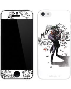 Brilliantly Twisted - The Joker iPhone 5c Skin