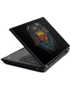 Superman Chalk Lenovo T420 Skin