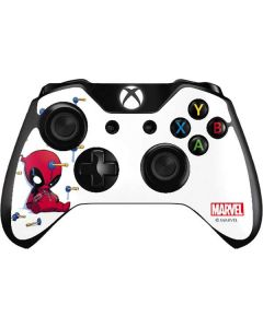 Baby Deadpool Xbox One Controller Skin