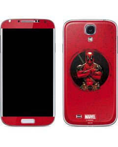 Merc With A Mouth Galaxy S4 Skin