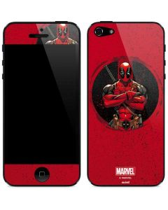 Merc With A Mouth iPhone 5/5s/SE Skin