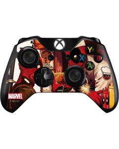 Deadpool Chimichangas Xbox One Controller Skin