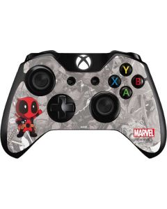 Deadpool Hello Xbox One Controller Skin