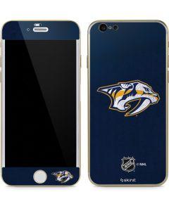 Nashville Predators Distressed iPhone 6/6s Skin