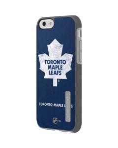 Toronto Maple Leafs Distressed Incipio DualPro Shine iPhone 6 Skin