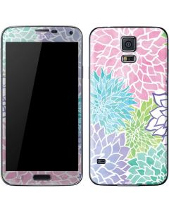 Spring Flowers Galaxy S5 Skin