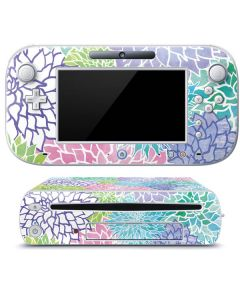 Spring Flowers Wii U (Console + 1 Controller) Skin