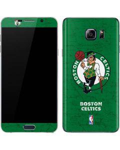 Boston Celtics Green Primary Logo Galaxy Note5 Skin