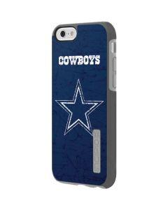 Dallas Cowboys Distressed Incipio DualPro Shine iPhone 6 Skin