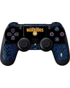 Golden State Warriors Elephant Print PS4 Controller Skin