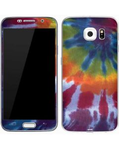 Tie Dye Galaxy S7 Skin