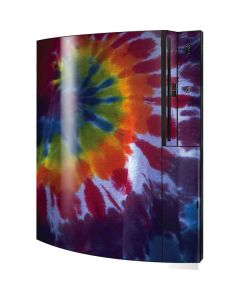 Tie Dye Playstation 3 & PS3 Skin