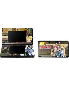 Fairy Tail Group Shot 3DS (2011) Skin