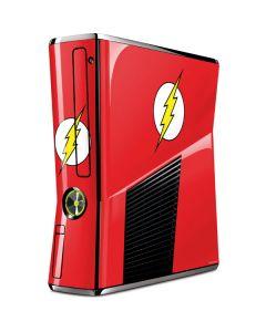 The Flash Emblem Xbox 360 Slim (2010) Skin