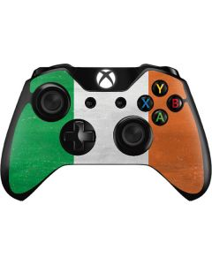 Ireland Flag Distressed Xbox One Controller Skin