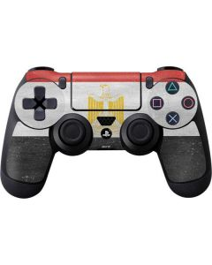 Egypt Flag Distressed PS4 Controller Skin
